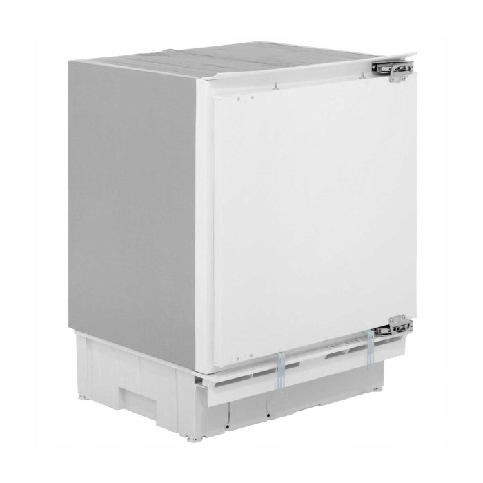 INTEGRATED FREEZER - WHITE