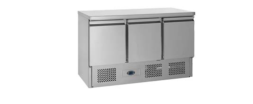 TEFCOLD SA1365 GASTRONORM REFRIGERATED COUNTER